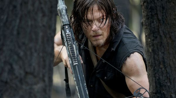 Norman Reedus Booked in for Talking Dead Season Finale