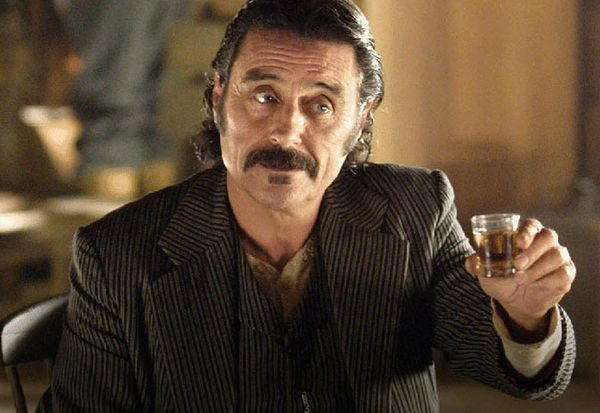 Game of Thrones' Ian McShane Hints at Season 6 Role