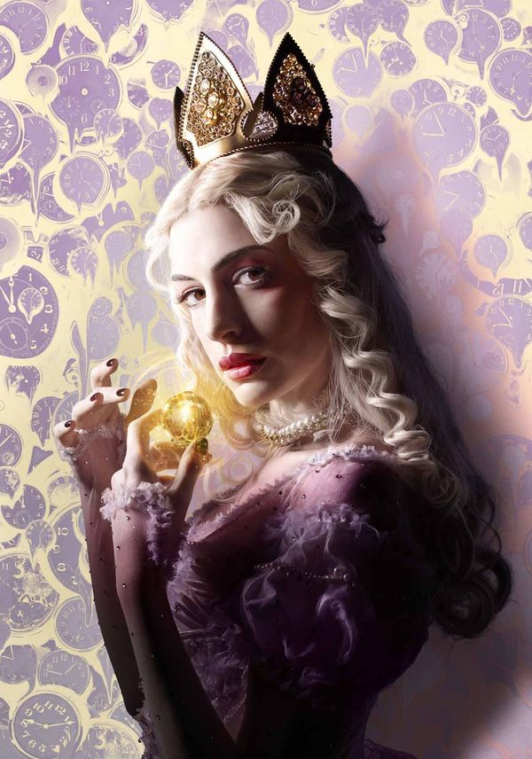 anne hathaway white queen - photo #19