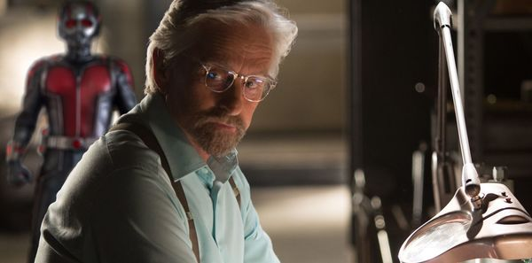 Michael Douglas Confirms Role in 'Ant-Man and the Wasp', Says Filming Begins in July