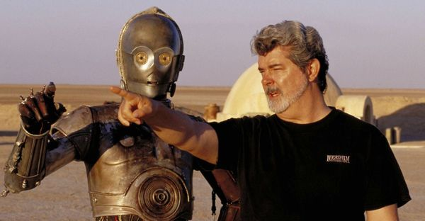 Star Wars Fans Petition for George Lucas to Direct Episode IX