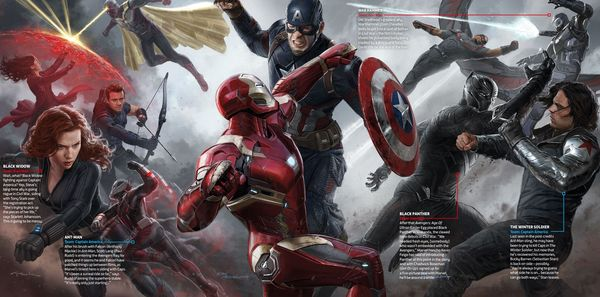 Captain America: Civil War - Chris Evans on Why it's Not an Avengers Film
