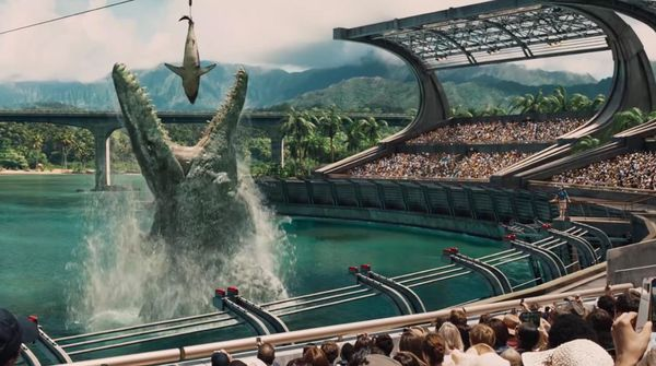 Update on 'Jurassic World 2,' Confirmed as Part of a Trilogy