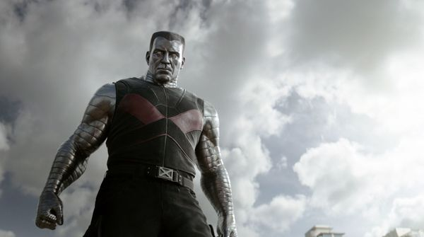 "Colossus To Stay In Metal Form For The Entirety Of ""Deadpool"""