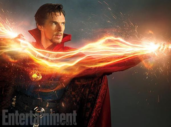 "Doctor Strange Boss Describes How the Film Will Stand Out From ""Any Other Movie"""