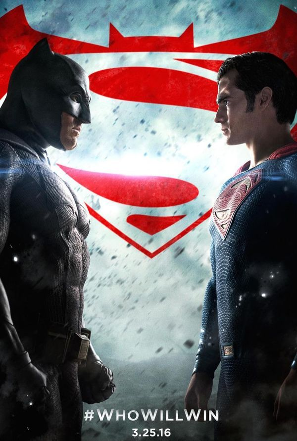 Interviews from the cast of Batman v Superman: Dawn of Justi…