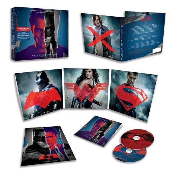 Warner Bros. Releases Batman v Superman Soundtrack Listing, First Track Previewed