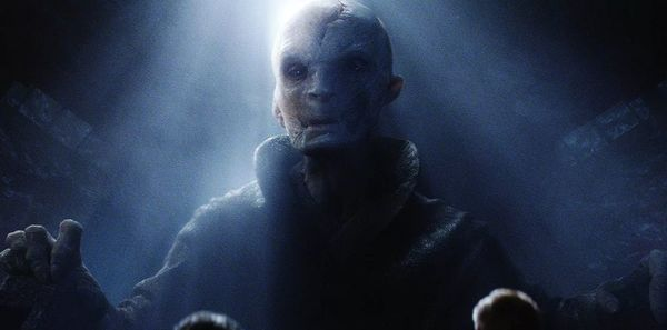 5 Outlandish But Cool Fan Theories On the Identity of Supreme Leader Snoke