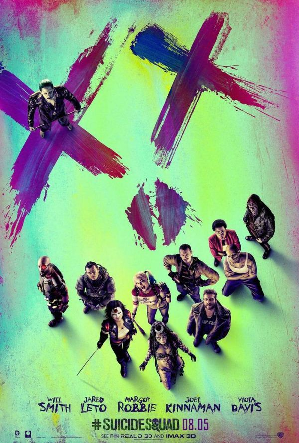 Suicide Squad (2016) - New Official Trailer
