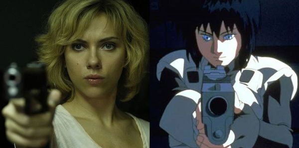 """Ghost in the Shell"" Goes From Disney to Paramount"