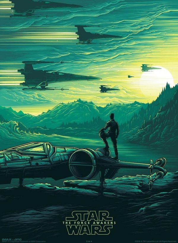Ireland Shoot Wraps for 'Star Wars: Episode VIII'