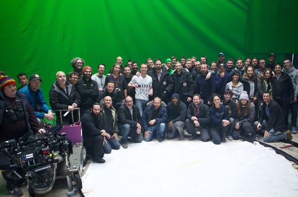 """Assassin's Creed"" has officially wrapped filming"