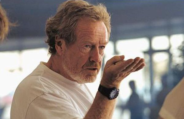 Ridley Scott Teaming with Natalie Portman in Kidnapping Drama Film
