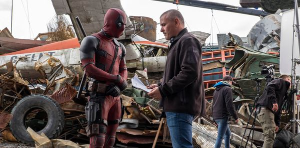 Tim Miller Clarifies His Initial Intentions for 'Deadpool 2'