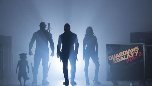 The Guardians of the Galaxy are Headed to 'Avengers: Infinity War'