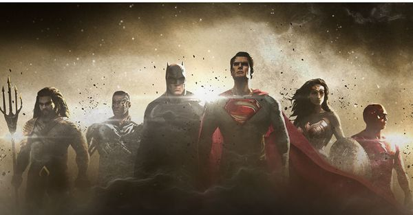 The Flash to Lighten the Mood in 'Justice League: Part One'