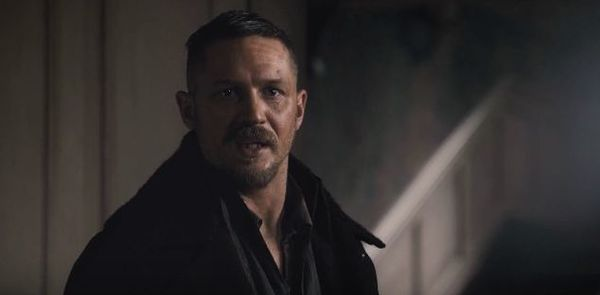 Tom Hardy's Series 'Taboo' Will Premiere in January.