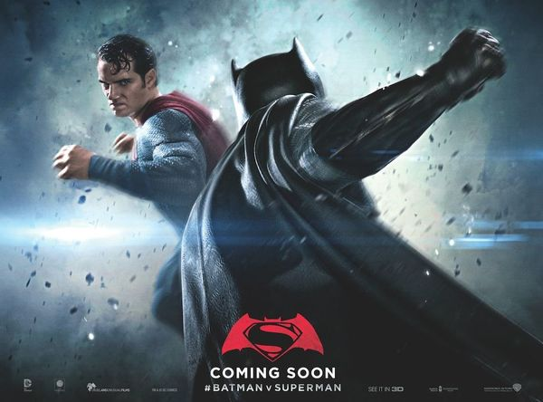 'Batman v Superman' is the 7th Highest-Grossing Comic Book Movie Worldwide