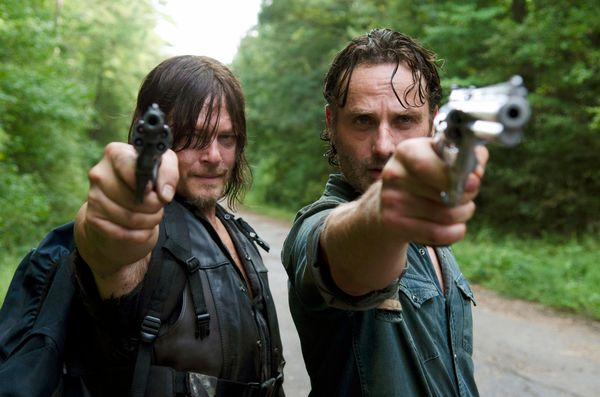 Robert Kirkman Will Come Up With an Alternate Ending for the 'Walking Dead' TV Series