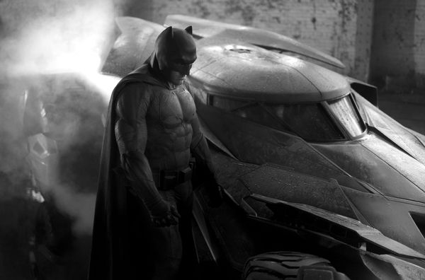 Ben Affleck will Write, Direct, and Star in his Solo Batman Film
