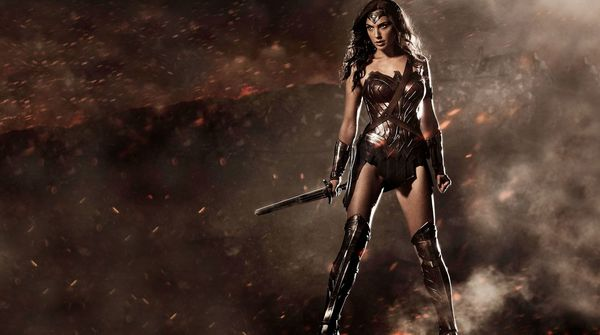 'Wonder Woman' Departs London After Completing First Part of Production