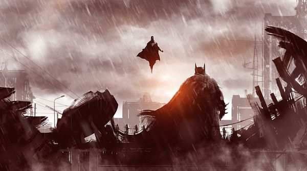 Batman v Superman Tracking Ahead of Deadpool and Avengers as Release Looms