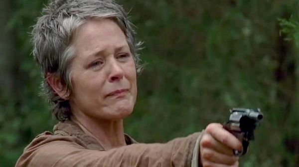 The Walking Dead: Melissa McBride on Carol's New Development
