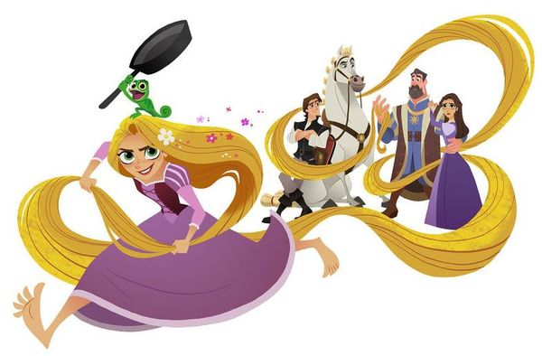 Disney Renews 'Tangled' Series for Season 2 Ahead of Season One Premiere
