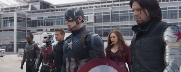 What Captain America 3 was originally going to be about, according to Kevin Feige