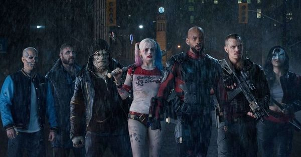 The First Fan Reactions to 'Suicide Squad' are in