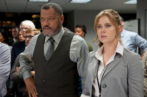 Laurence Fishburne Not Reprising his 'Man of Steel' Role in 'Justice League'