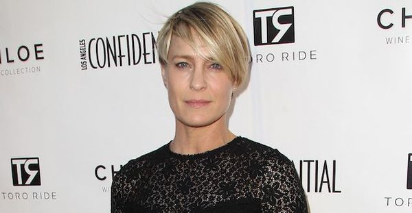 Robin Wright Joining Blade Runner 2?