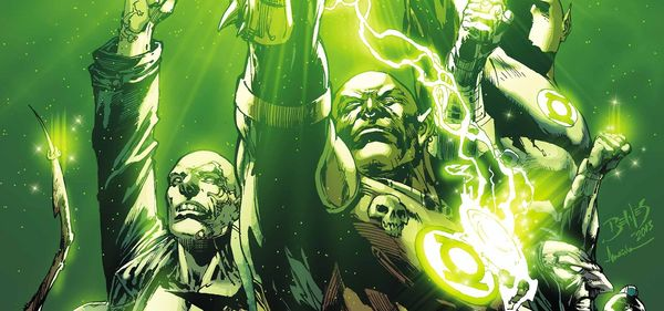Green Lantern May Not Appear Until Justice League 2