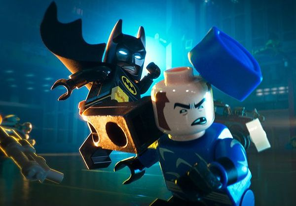Phil Lord and Chris Miller talk 'The Lego Batman Movie' as One Giant Easter-Egg