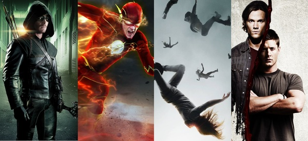 WBTV Bringing 21 Series to SDCC, Including 'The Flash,' 'Arrow,' and More