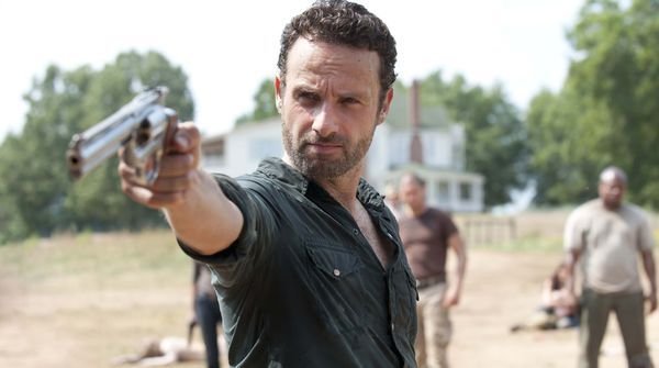 How Andrew Lincoln Landed the Lead Role in 'The Walking Dead'