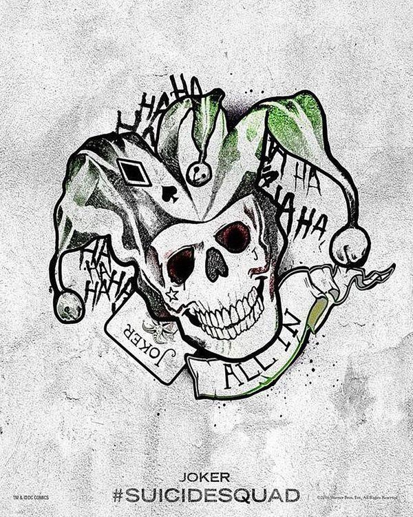 Harley Quinn's Tattoo Parlor