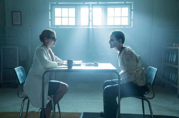 The Crazy Way Jared Leto Developed his Joker Laugh for 'Suicide Squad'