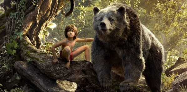 3. The Jungle Book