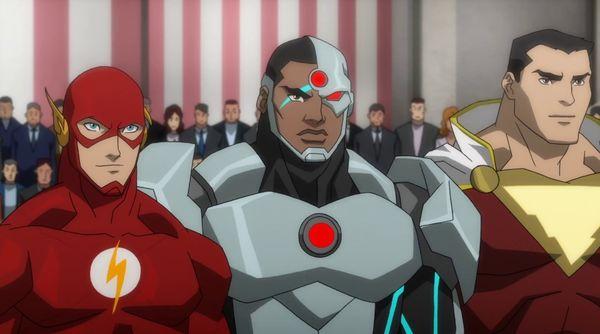 Batman v Superman Producer Hints at Flash/Cyborg Team-Up in Flash Solo Film