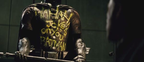 Zack Snyder Gives His Account on What Happened to Robin Prior to 'Batman v Superman'
