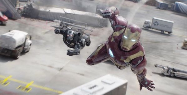 'Captain America: Civil War' Becomes the First Film of 2016 to Pass $400M Domestic