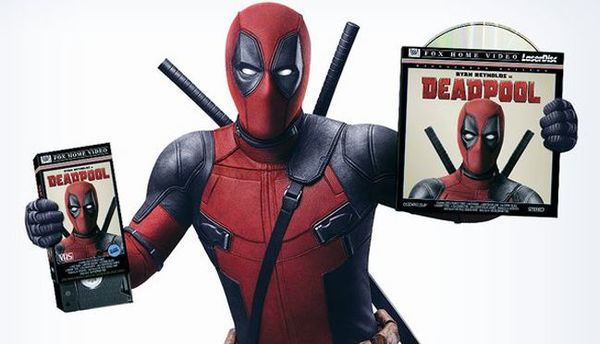 'Deadpool' takes Top Spot on Home Video Charts from 'The Force Awakens'