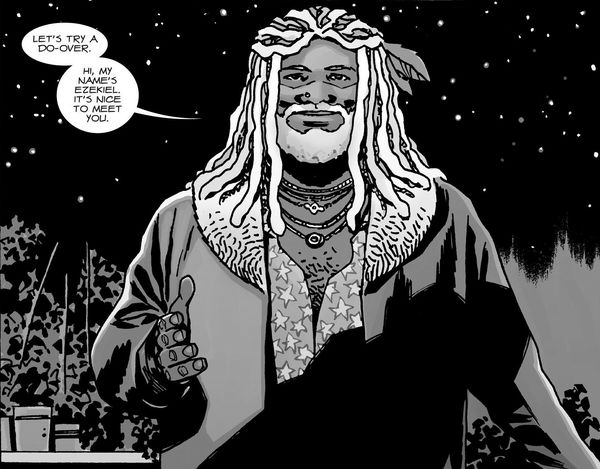 'The Walking Dead' Reportedly Casting for Comic Book Kingdom Leader Ezekiel