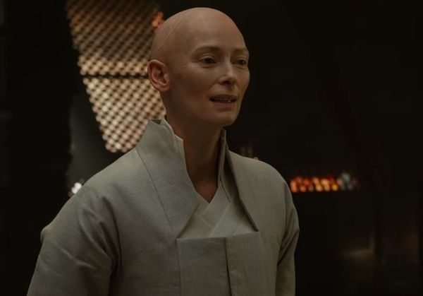 "Marvel Defends Tilda Swinton Casting in the Wake of ""Whitewashing"" Accusations"