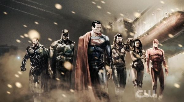 Warner Bros. Adjusts DCEU Film Slate