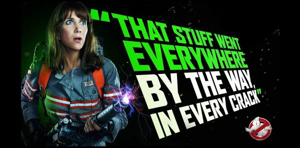 New Character Posters for 'Ghostbusters'