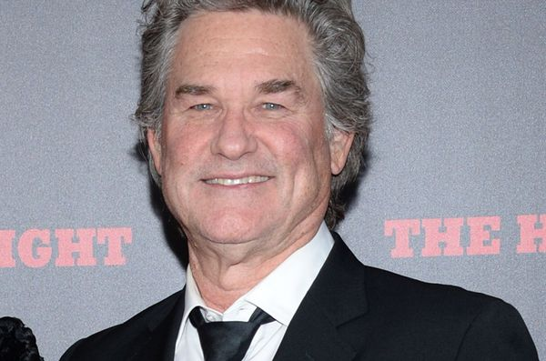 Kurt Russell all done on Filming for 'Guardians of the Galaxy Vol. 2'