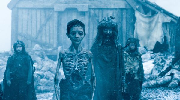 The Origin of the White Walkers - Game of Thrones Storyboard…