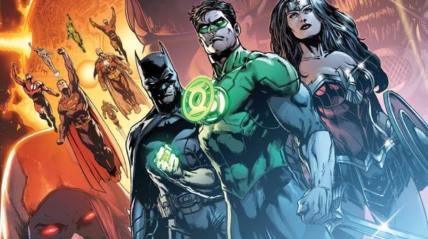 Possible Justice League Titles Rumoured